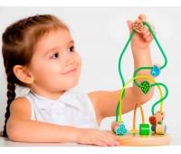 Лабиринт Чудо-дерево, Мир деревянных игрушек