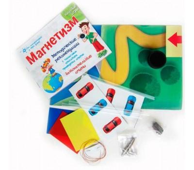 Набор для экспериментов Магнетизм, Ranok Creative