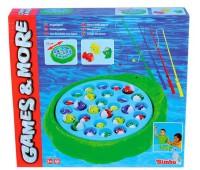 Настольная игра Рыбалка, Simba