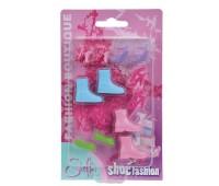 Набор 3 стильной обуви для Штеффи, 7 пар, Steffi & Evi Love