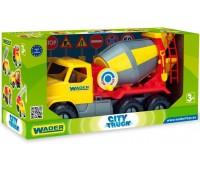 Бетономешалка (46 см), City Truck, Wader
