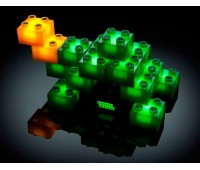 Конструктор с LED подсветкой, Classic, Light STAX