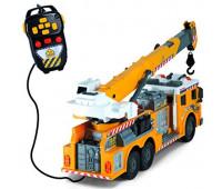 Грузовой автомобиль с пультом (звук, свет), 62 см, Dickie Toys