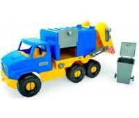 Мусоровоз (49 см), City Truck, Wader