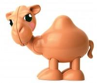 Верблюд, фигурка серии Первые друзья, (без упаковки), Tolo
