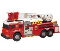 Пожарная бригада (звук, свет), 62 см, Dickie Toys