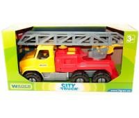 Пожарная машина City Truck (45 см), Wader