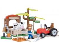 Конструктор Молочная ферма, серия Action town, Cobi