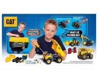 Multi Machines, металлический конструктор, Toy State