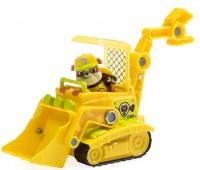 Спасательный автомобиль с фигуркой Крепыша, серия «Джунгли», PAW Patrol