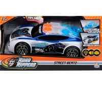 Машинка Street Beatz со светом и звуком (белая), 26 см, Toy State