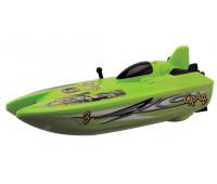 Катер скоростной (зеленый), Dickie toys