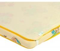 Наматрасник-пеленка непромокаемый 2 в 1 Premium, 60 ? 80 см, желтый, Эко Пупс