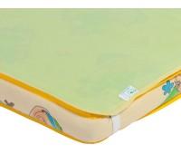 Наматрасник-пеленка непромокаемый 2 в 1 Premium, 60 ? 80 см, зеленый, Эко Пупс