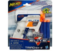 Бластер Elite Triad EX-3, Nerf