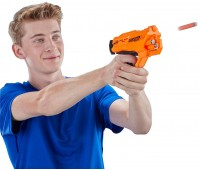 Бластер Elite AccuStrike Quadrant, Nerf