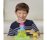 Набор с пластилином Hasbro Веселый осьминог, Play-Doh
