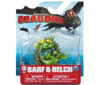Барс и Вепрь (6 см), Как приручить дракона, Spin Master