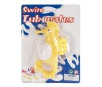 Заводная игрушка для ванной - Мои морские друзья - морской конек, Navystar