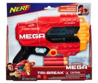 Бластер Tri-Break, N-Strike MEGA, Nerf