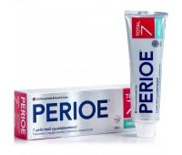 Зубная паста Комплексный уход Total 7 Original, 120 г, Perioe