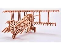 Самолет, механический 3D-пазл, Wood Trick