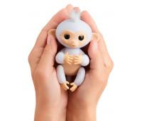 Гламурная ручная обезьянка (белая), Fingerlings, WowWee
