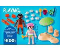 Игровой набор Дети на пляже, Playmobil