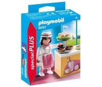 Игровой набор Шеф-кондитер, Playmobil
