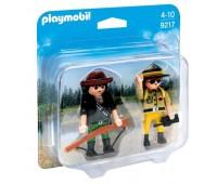 Игровой набор Охотник и следопыт, Playmobil