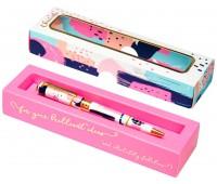 Ручка шариковая Cult в подарочной упаковке, Chicardi