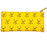 Косметичка Cats (жёлтая), Chicardi