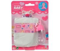 Набор по уходу за пупсом (38-43 см), New Born Baby