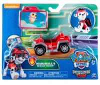Тайная миссия: Маршалл и спасательный джип, Paw Patrol