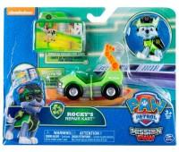 Тайная миссия: Рокки и спасательный автомобиль, Paw Patrol