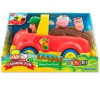Машинка Веселая ферма, Keenway