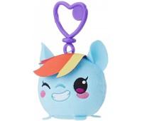 Рейнбоу Дэш, плюшевый брелок (8 х 10 см), My Little Pony