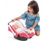 Функциональное кресло для пупсов Maxi-Cosi Quinny 3 в 1, Скандинавский стиль, Smoby Toys