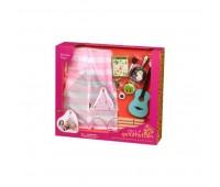 Набор аксессуаров для кукол Мини-палатка (25 предметов), Our Generation