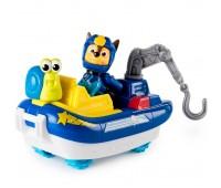 Спасательный автомобиль с фигуркой Гонщика, Морской патруль, PAW Patrol