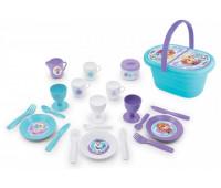 Набор для пикника в корзине, Disney Frozen, Smoby Toys