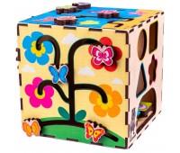 Интерактивный куб-сортер 20 ? 20, Quokka