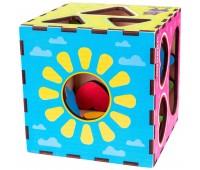 Интерактивный куб-сортер 16 ? 16, Quokka