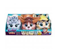 Плюшевый друг Тигренок, интерактивная мягкая игрушка, FurReal cuties