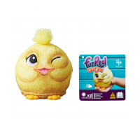 Плюшевый друг Цыпленок, интерактивная мягкая игрушка, FurReal cuties