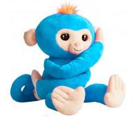 Мягкая интерактивная обезьянка-обнимашка Борис (42 см), Fingerlings