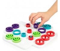 Настольная игра-головоломка Otrio, Spin Master