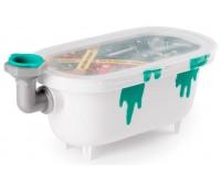 Странная ванна, набор с 1 ванной и 8 фигурками (сезон 2), Flush Force, Spin Master