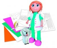 Набор для творчества Кукла Фофуча Паула, Educa