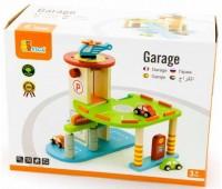 Игровой набор Гараж, Viga Toys